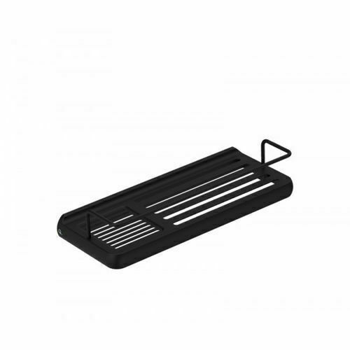 Picture of INTEGRITY SHOWER & SOAP SHELF (BLK)