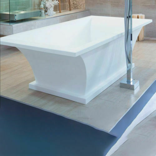 Picture of Flute F/Standing Bath W/ Plinth 1825 x 905