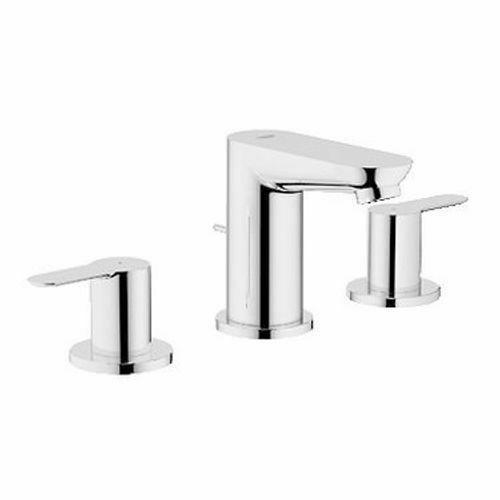 Picture of Bauedge 2-Handle Basin Mixer, 3-Hole