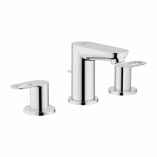 Picture of Bauloop 2-Handle Basin Mixer, 3-Hole