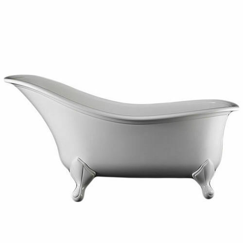 Picture of Drayton F/Stand Oval Bath With Q/Castfeet 1700 x 840