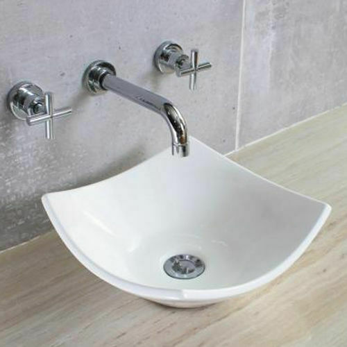 Picture of ROSSCO CUBE LARGE SQUARE COMPOSITE BASIN 450