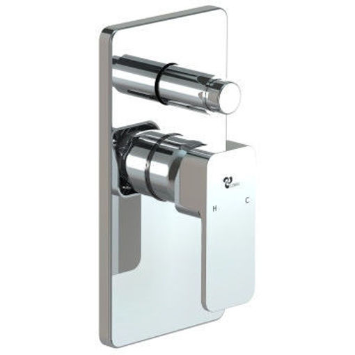 Picture of Bordo Square Concealed Diverter Mix
