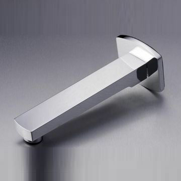 Picture of Square Wall Spout 220 x 35 mm (15 mm Inlet)