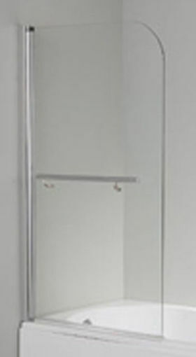 Picture of Isede Glass Screen For Shower Bath 1800