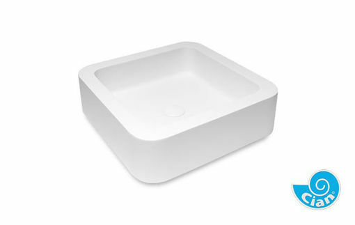 Picture of Feroni With Rim Counter Top Basin