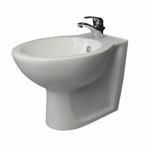 Picture of Atlas Back To Wall Bidet