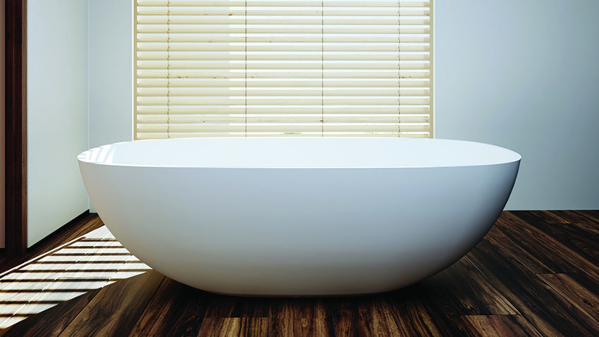 Picture of Dadoquartz Amsterdam Bath 1700 x 750
