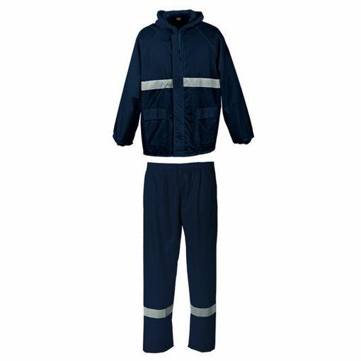 Picture of Barron Contract Reflective Rain Suit