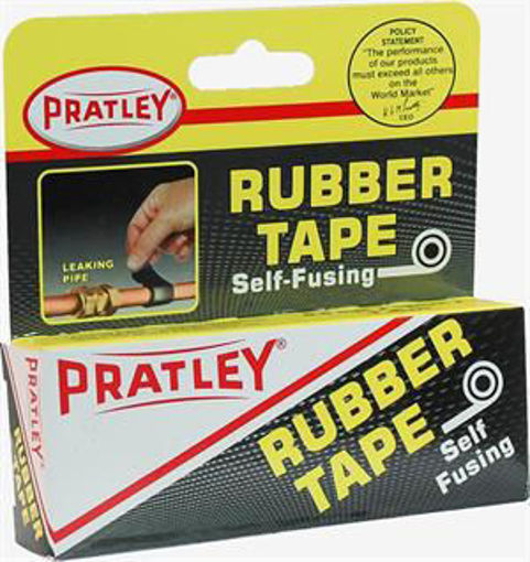 Picture of Pratley Self Fusing Rubber Tape