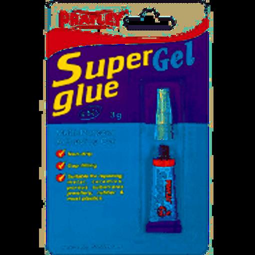 Picture of Pratley Superglue Gel