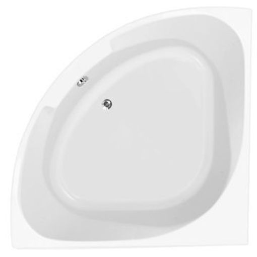 Picture of Magnolia Duo Corner Bath 1400 x 1400