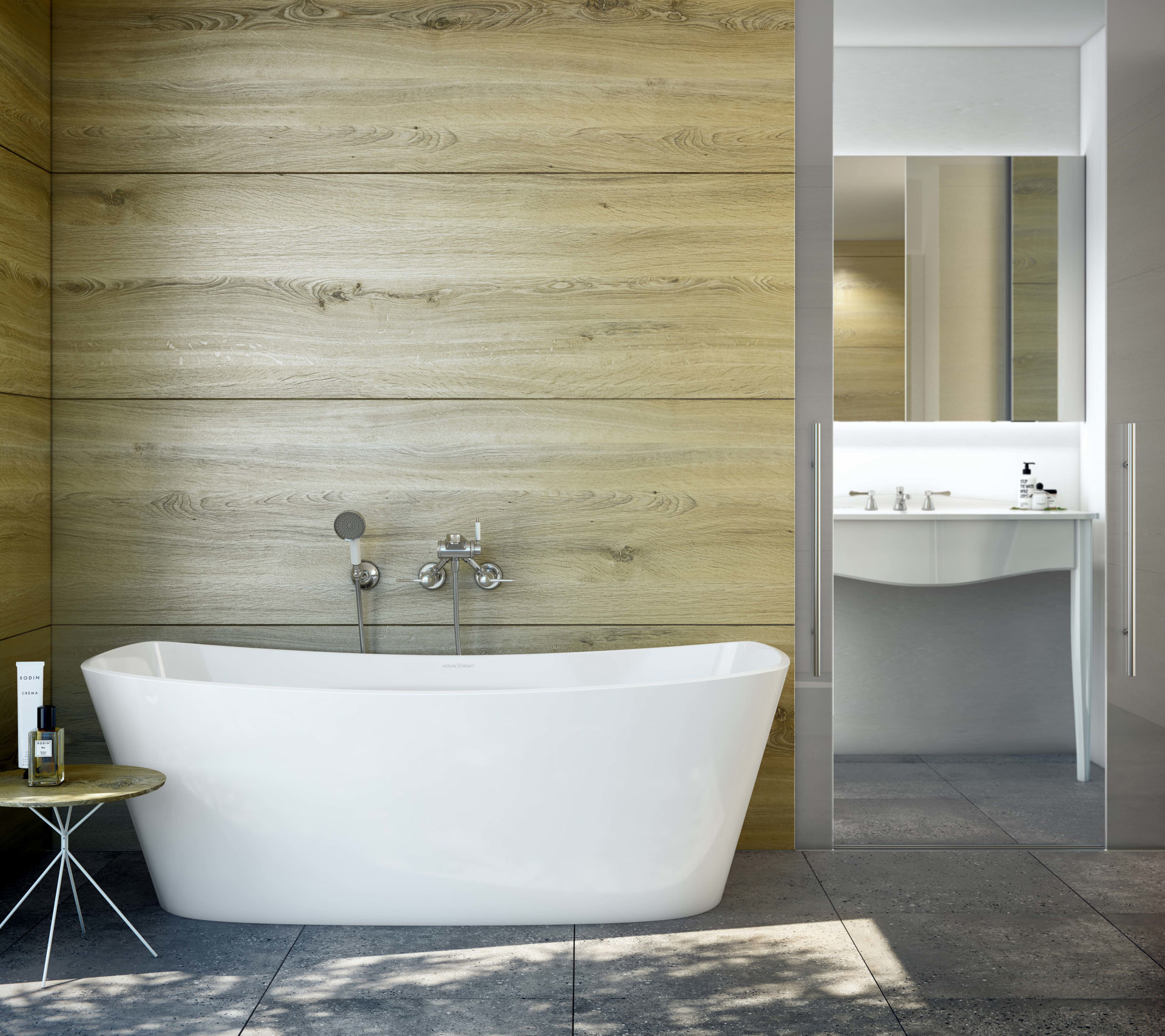 Picture of Trivento Free Standing Bath 707 x 1650