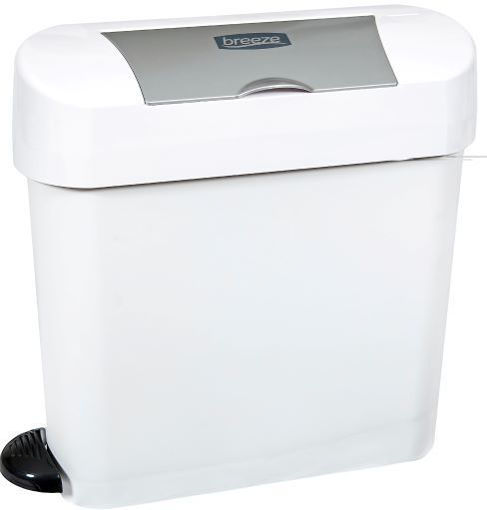 Picture of Breeze Sanitary Bin with Foot Pedal (540 x 150 x 550)