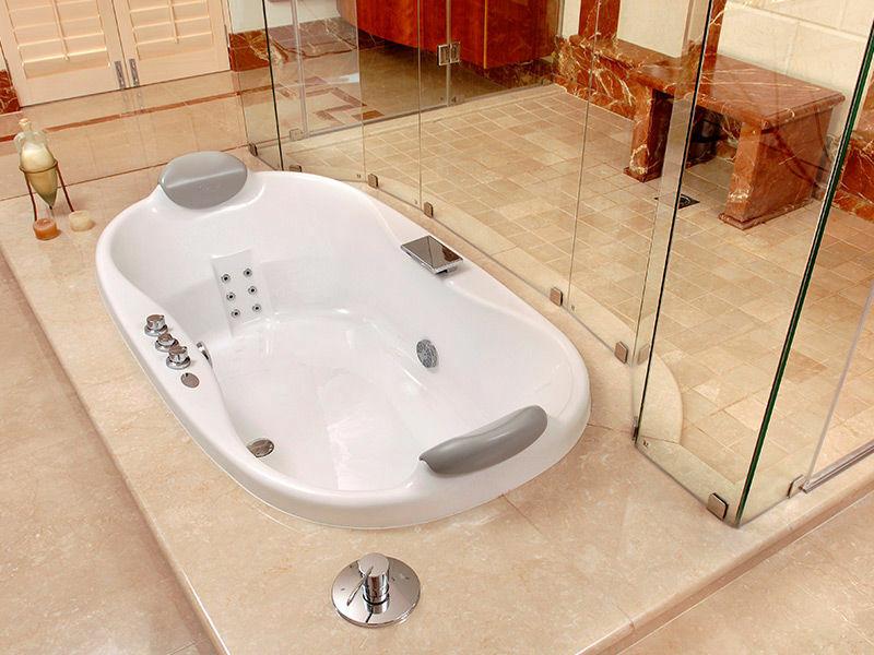 Picture of Parisienne Standard Jet Bath