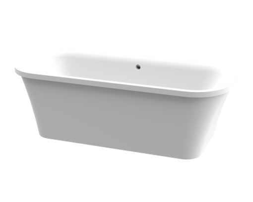 Picture of Otago 1700 x 800 Free Standing Skirted Bath