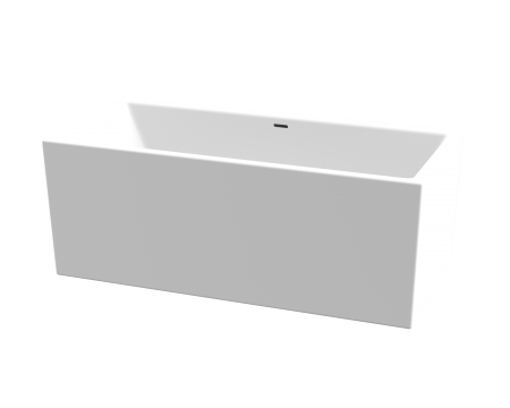 Picture of Zador Free Standing One Piece Acrylic Bath 1500 x 700 mm