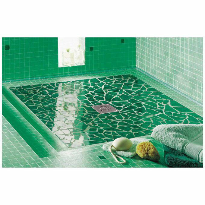 Picture of Wirquin Tourbillion Square D90 Shower Trap