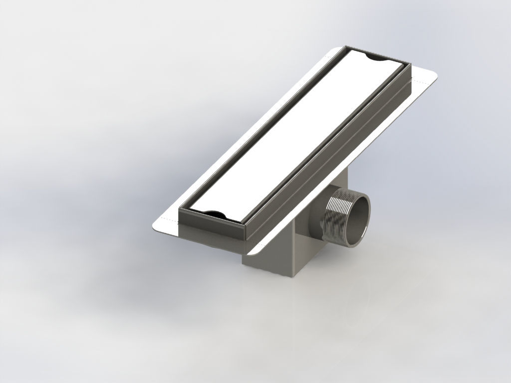 Picture of Expand a Drain Stainless Steel Shower Channel 485 mm