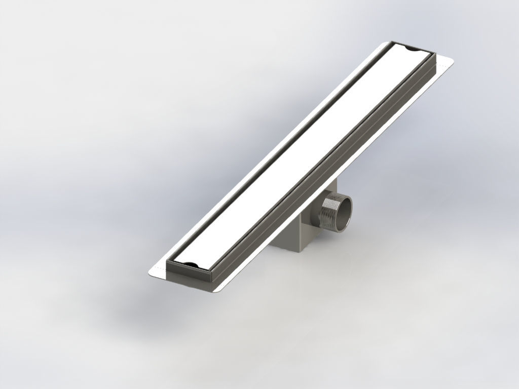 Picture of Expand a Drain Stainless Steel Shower Channel 685 mm