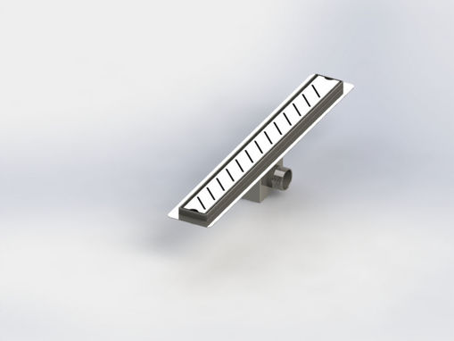 Picture of Expand a Drain Stainless Steel Shower Channel 885 mm