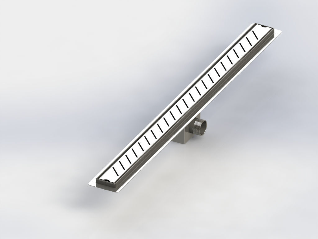 Picture of Expand a Drain Stainless Steel Shower Channel 1185 mm
