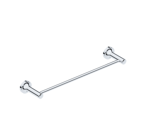 Picture of Liquid Red Felicity Single Towel Rail 430 mm (Polished)