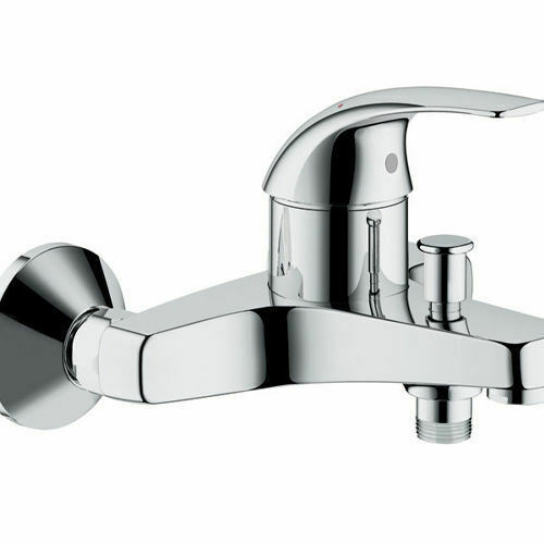 Picture of Baucurve Single Lever Bath Mixer (Exposed)