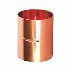 Picture of Copper Straight Coupler