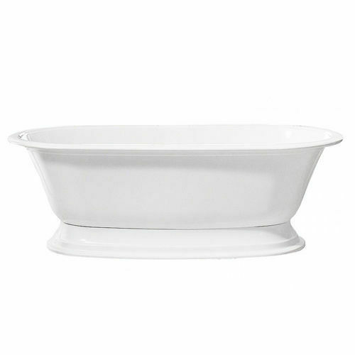 Picture of Elwick F/Stand Oval Bath With Plinth 1902 x 910