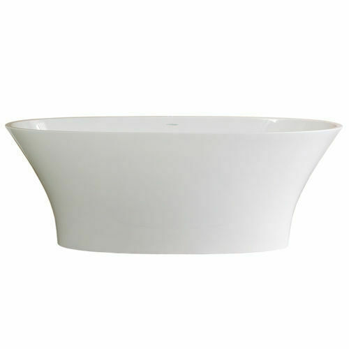 Picture of Ionian F/Stand Oval Bath Wh 1701 x 793