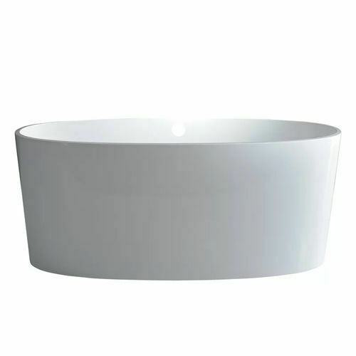 Picture of Ios F/Stand Oval Bath Wh 1500 x 800