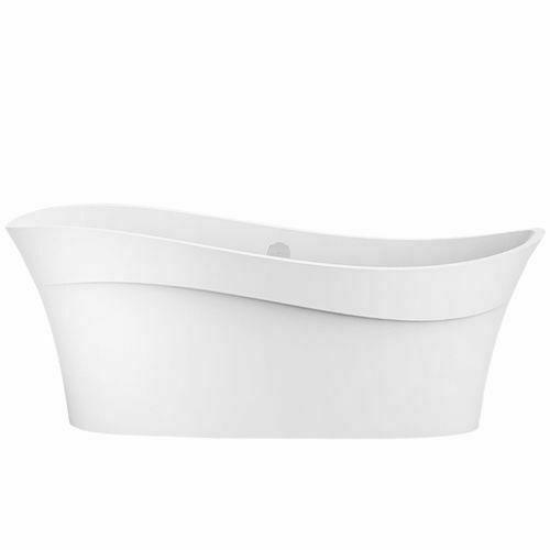 Picture of Pescadero F/Stand Oval Bath Wh 1695 x 798