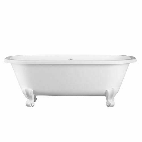 Picture of Richmond F/Stand Oval Bath W/ Q-Castfeet 1670 x 745