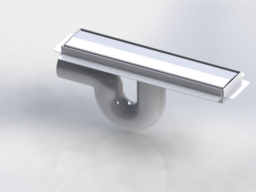 Picture of Design a Drain 300 mm Shower Channel