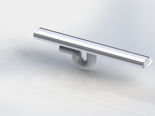 Picture of Design A Drain 600 mm Shower Channel