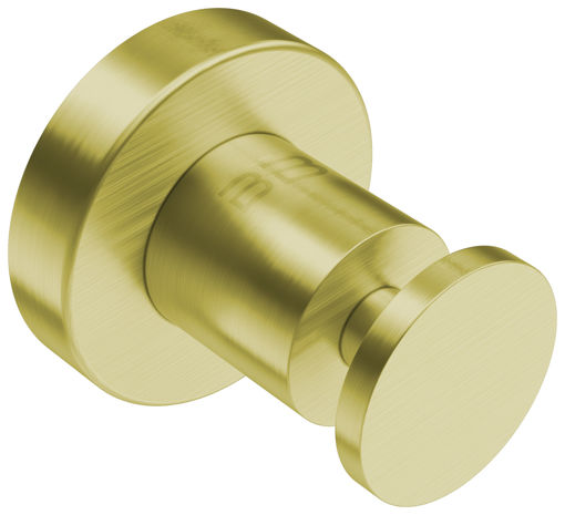 Picture of Bathroom Butler Single Robe Hook 4610 (Champagne Gold)